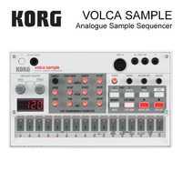 Korg Volca exemple de rythme de lecture Machine à peaufiner, jouer et séquence des échantillons Style Volca