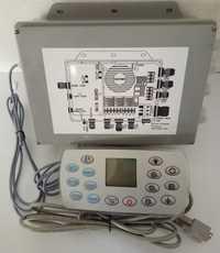 Ethink jacuzzi controlador + Ajuste del panel SPA 2 bomba ET-H3000 + 12VDC luz lagunabay homeandgarden ahorro spa equipo