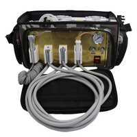 Bajo Ruido móvil Unidad dental portátil silla dental de productos