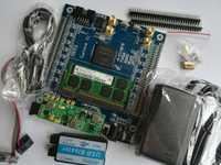 El ciclón IV EP4CE115 DDR2 64BIT + USB Blaster + ALTERA FPGA Placa de desarrollo, fpga, placa de desarrollo altera Junta eda placa asic