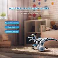 2018 nuevo robot de inducción multifuncional de juguete de control remoto educativo zhi largo para niños