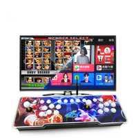 ¡El mejor regalo para niños! 1760 en 1 Actualizar la caja de Pandora 5S consola de juegos Arcade con IP TV/WIFI/Bluetooth