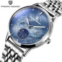 Reloj de cuarzo de marca de diseño PAGANI para mujer, a la moda reloj de cuarzo, reloj de lujo de 30 M, reloj de lujo, reloj femenino xfcs
