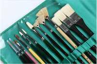 Pintura profesional Cepillos, 13 unids/set artes y productos artesanales pintura acrílica Cepillos, acuarela pintura Cepillos envío libre