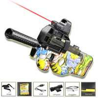 Live CS P90 juguete eléctrico pistola Orbeez Paintball asalto Snipe arma agua suave bala pistola con balas juguetes armas juguetes