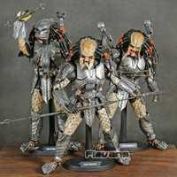 ¡Caliente juguetes 1/6 AVP Alien vs depredador cicatriz depredador Ver! 2,0 MMS190 PVC figura de acción de colección modelo de juguete