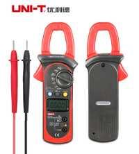 A ESTRENAR UNI-T UT204 Digital Clamp Meter multímetro VS Fluke voltaje AC corriente diodo gama Auto AC-DC Max 600A