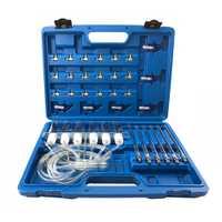 1 unid flujo del inyector Diesel diagnóstico cilindro flujo del inyector Diesel adaptador Set Common Rail cilindro Kit de herramientas de prueba