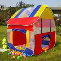 Nueva tienda de casa para niños, tienda plegable portátil para niños, tienda plegable para niños, casa de juego, casa de juego, regalos para niños, juguete al aire libre tiendas de campaña