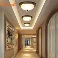 Americano Vintage luces de techo lámparas para vivir habitación luminaria e27 de Edison lámpara de techo iluminación Accesorios