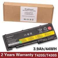 44WH nueva batería de ordenador portátil para Lenovo ThinkPad T430S T420S T420si T430si 45N1039 45N1038 45N1036 42T4846 42T4847 2 años de garantía