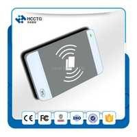 ISO 14443 USB 13.56 mhz Android USB NFC carte à puce Lecteur Relié au pc/Mobile/Tablet Avec livraison SDK-ACR1256
