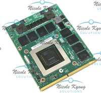 Trabajo 100% GTX 780 m GTX780M N14E-GTX-A2 4G DDR5 VGA tarjeta FJHX2 2K0KW para Dell M17X R5 M18X r2 R3 R4