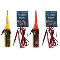 Multi-función de circuito auto tester multímetro lámpara repari herramienta de diagnóstico
