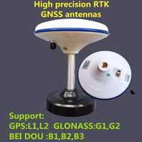 Stoton de alta ganancia impermeable medición GNSS de alta precisión RTK, mientras que el apoyo GPS/GLONASS/BEIDOU sistema