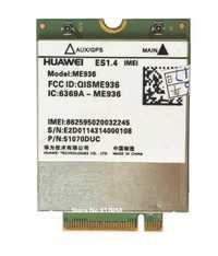 Ssea al por mayor nuevo desbloqueado Huawei me936 4G LTE WCDMA/HSDPA/HSUPA/HSPA + GPRS/EDGE ngff Módulos inalámbrico 4G tarjeta envío libre