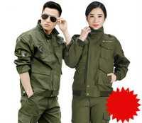 Ejército militar Tactical uniforme ACU CS trajes de camuflaje hombres formación uniforme de camuflaje selva combate traje caza ropa