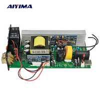 Aiyima inversor de onda sinusoidal pura de 500 W DC12V a AC220V pico de 1000 W Boost módulo DC-AC