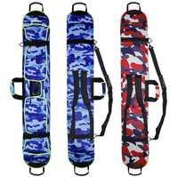 2017 bolsa de esquí bolsa de Snowboard Material de tela de buceo bolsa de esquí bolsa de Snowboard resistente a los arañazos funda protectora de placa de monotablero