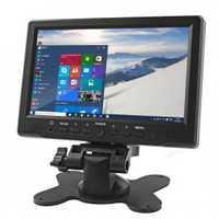 7 pulgadas 800x480 TFT LCD en Color de coche soporte de interfaz HDMI VGA AV para Auto vista trasera cámara de copia de seguridad