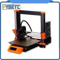 Clone Prusa i3 MK3S imprimante Kit complet Prusa i3 MK3 à MK3S Kit de mise à niveau comprenant carte einsy-rambo imprimante 3D bricolage MK2.5/MK3/MK3S