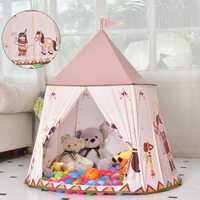 Tienda de campaña portátil para niños, tienda de campaña para niños, tienda Tipi para piscina, tienda para bebés, regalos de cumpleaños, accesorios de fotografía, Playhouses