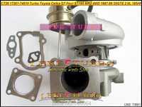 CT26 17201-74010, 17201, 74010, 1720174010 Turbo turbocompresor para TOYOTA Celica GT cuatro ST165 4WD 1987-89 3S-GTE 3 SGTE 3SG-TE 2.0L