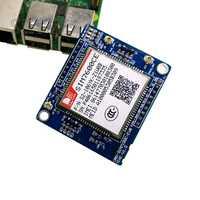 4G carcasa Placa de desarrollo SIM7100C SIM7600CE La Netcom 7 modo LTE comunicación dial-Internet