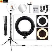 Fusitu fs-480ii Cámara Kits de estudio de fotografía Video teléfono 18