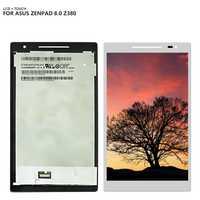 Para Asus Zenpad 8,0 Z380 Z380C Z380KL Z380M pantalla LCD Digitizer pantalla táctil Panel Sensor + herramientas