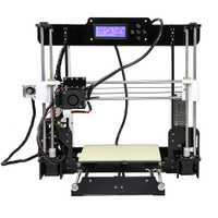 Anet A8 pas cher imprimante 3d haute précision Reprap Prusa i3 3D imprimante Kit bricolage avec 10m PLA Filament imprimante 3D