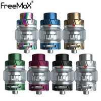 Cigarrillo electrónico Vape tanque Freemax Fireluke 2 sub ohm tanque edición Metal 2 ml/5 ml capacidad Vape atomizador con punta de goteo 810