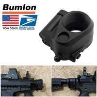 Ee.uu. envío Tactical AR adaptador plegable para M16/M4 SR25 Series GBB (AEG) para Airsoft caza accesorio 2-0042