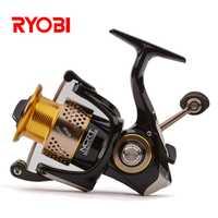 5,0 Original RYOBI Japan LEGEND (golpe) Spinning Fishing Reel 6BB 5,1: 1 100%: 1