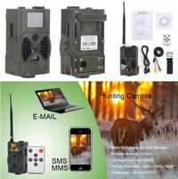 Cámara de la caza HD HC300M Animal del rastro cámaras 12MP GPRS SMS 36 IR LED de visión nocturna HC-300m caza al aire libre herramientas para ciervos HC 300 m