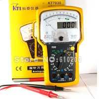 Envío Gratis nuevos productos de mano de alta precisión puntero multímetro Digital multímetro 2 en 1 pantalla Dual multímetro probador