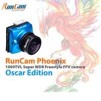 RunCam Fénix Oscar edición 1000TVL FPV Cámara 2,5mm lente 1/3