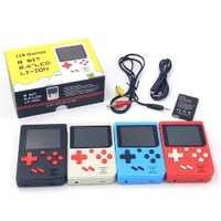 Retro Mini 2 consola de juegos portátil incorporada de 129 juegos de Video consola portátil.