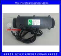ET-H3000 3KW calentador de bañera de hidromasaje caliente elegir con amp plug adaptador versión o con forma de U enchufe cables abiertos