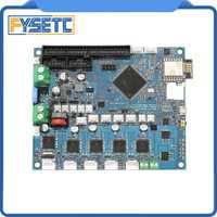 Nueva versión dúo 2 Wifi V1.04 actualizaciones Placa de controlador clonado DuetWifi avanzada 32bit placa base para 3D impresora de la máquina CNC