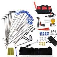 Furuix herramientas de mano Ding Dent reparación de barras profesional de abolladura sin quitar para salve eliminación GRAN Kit DE