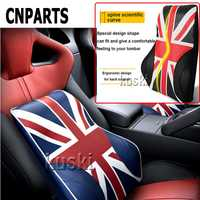 CNPARTS 2018 nuevo 1 unid cintura coche cómodo cojín para Citroen C5 C4 C3 Mini Cooper Opel Astra H G J Vectra C Saab Accesorios