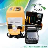 Óptico Fibra máquina empalmadora SM & mm AI-7 6 Motores máquina de empalme
