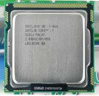 INTEL i7 860 i7-860 intel core i7 860 CPU i7 (procesador Quad Core CPU 2,80 GHz 8 MB Sockel 1156 95 W), procesador 1 año de garantía