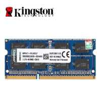 Kingston memoria ram DDR3 8 GB PC3-12800S DDR3 1600 MHz DDR3 8 GB CL11 204pin 1,5 V memoria portátil Notebook SODIMM RAM