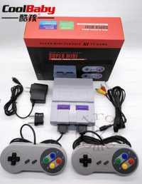 DHL 16 Bit Mini TV consola AV out Retro Video Game Console incorporada 94 familia juegos clásicos juegos de mano jugador