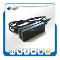 2019 más pequeño USB 3 vías USB Lo/Hi-CO, lector de tarjeta magnética + SDK libre HCC750