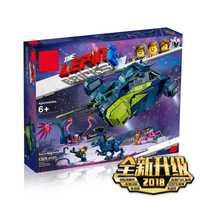 Nouveau Rex Rexplorer Compatible Legoing Movie 2 70835 modèle de construction jouets blocs briques pour enfant cadeaux de noël assemblé bricolage