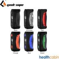 Geekvape auspicios Solo 100W caja Mod como Chipset de alimentación 18650 batería cigarrillo electrónico con Cerberus Tengu RDA tanque del arrastrar 2 mini