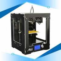 Anet A3S alta precisión montado 3D máquina impresora Panel compuesto de aluminio 3d impresora Shenzhen máquina 3d casa impresora